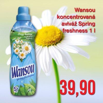 Wansou koncentrovaná aviváž 1 l