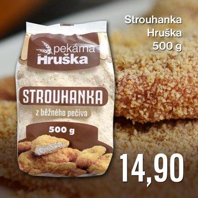Strouhanka Hruška 500 g