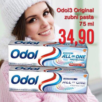 Odol All in One Original zubní pasta 75 ml