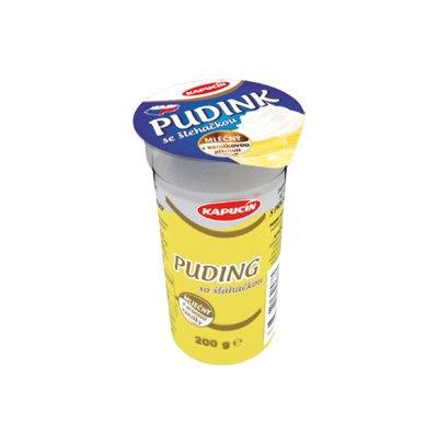 Kapucín puding se šlehačkou 200 g