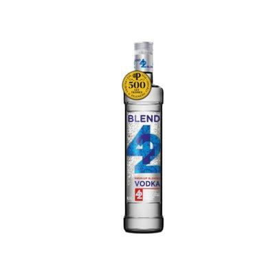 Vodka 42 0,5 l