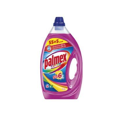Palmex prací gel Color 55 + 5 pracích dávek
