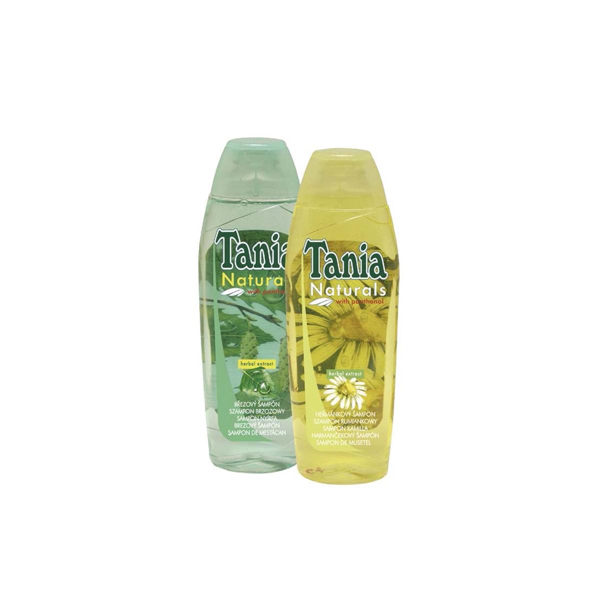 Tania šampon březový 500 ml