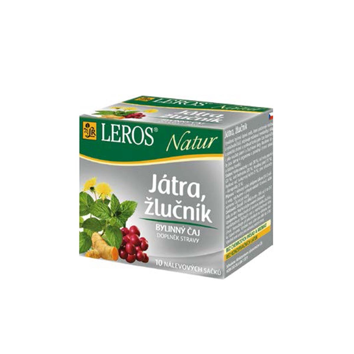 Leros Natur Játra Žlučník 15 g
