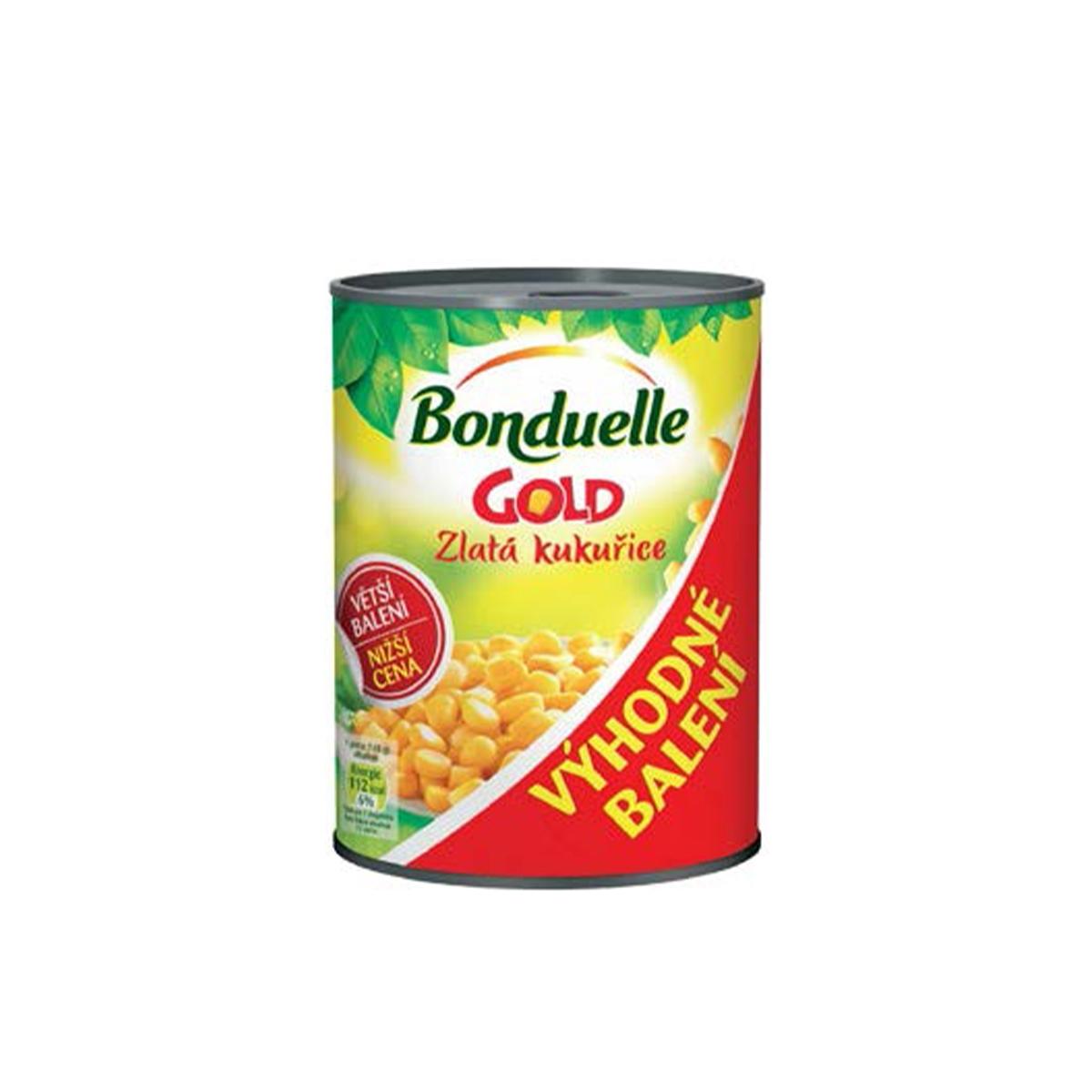 Bonduelle Zlatá Kukuřice výhodné balení 440 g