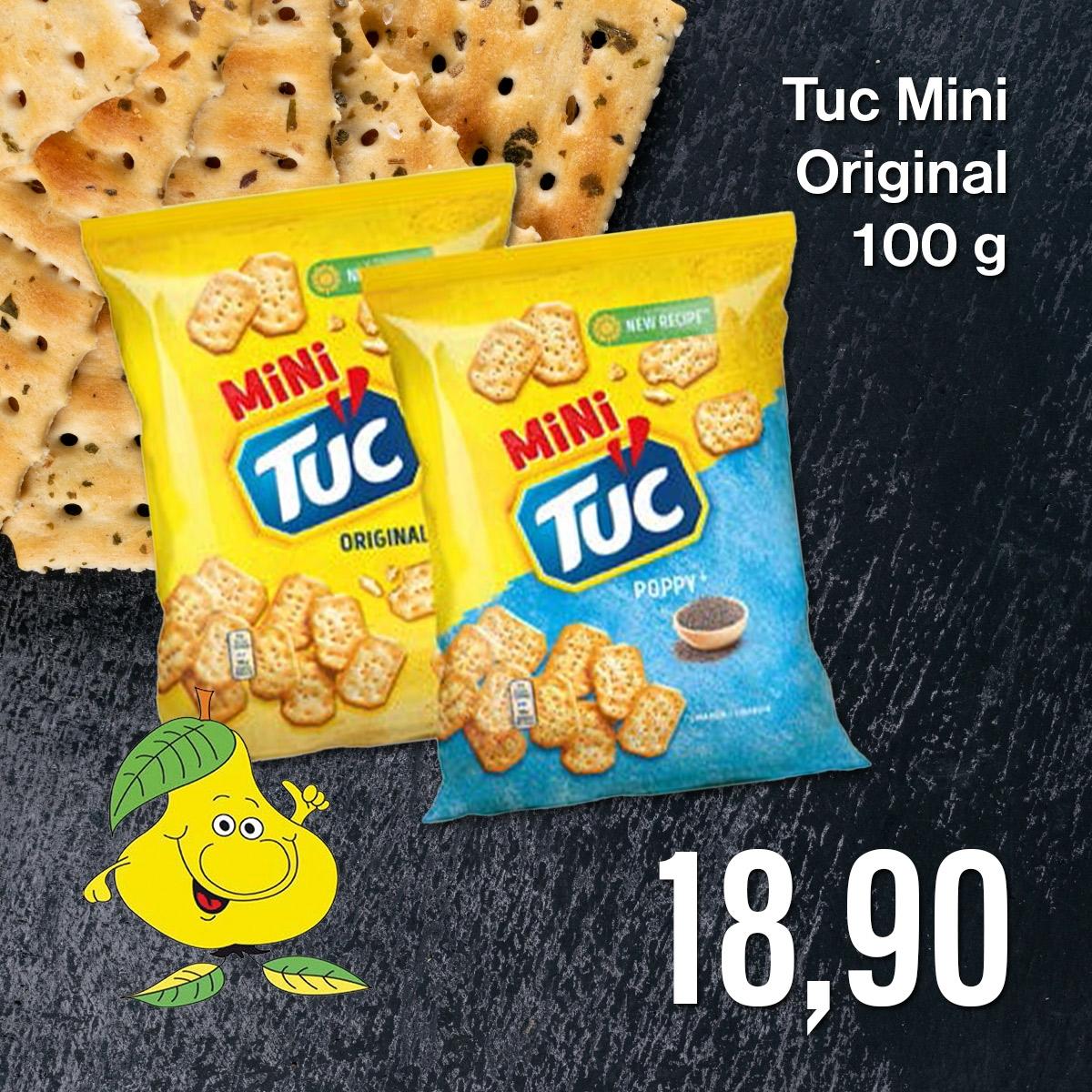 Tuc Mini Original 100 g