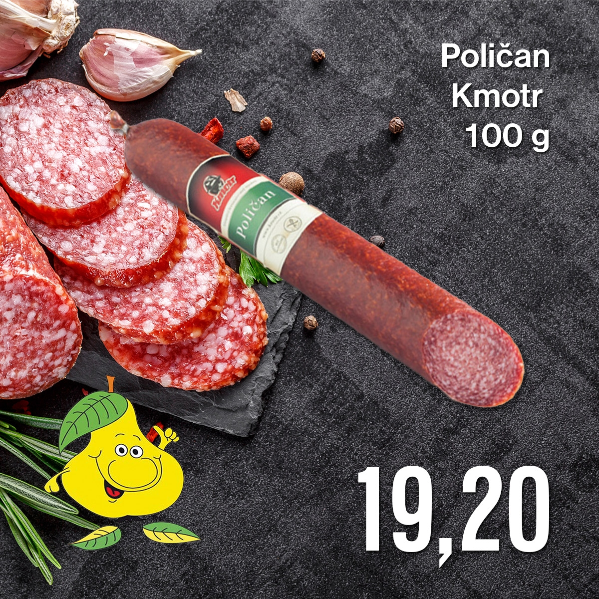 Poličan Kmotr 100 g
