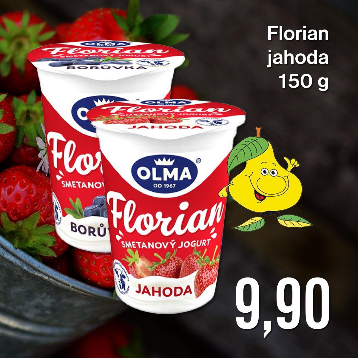 Florian jahoda 150 g