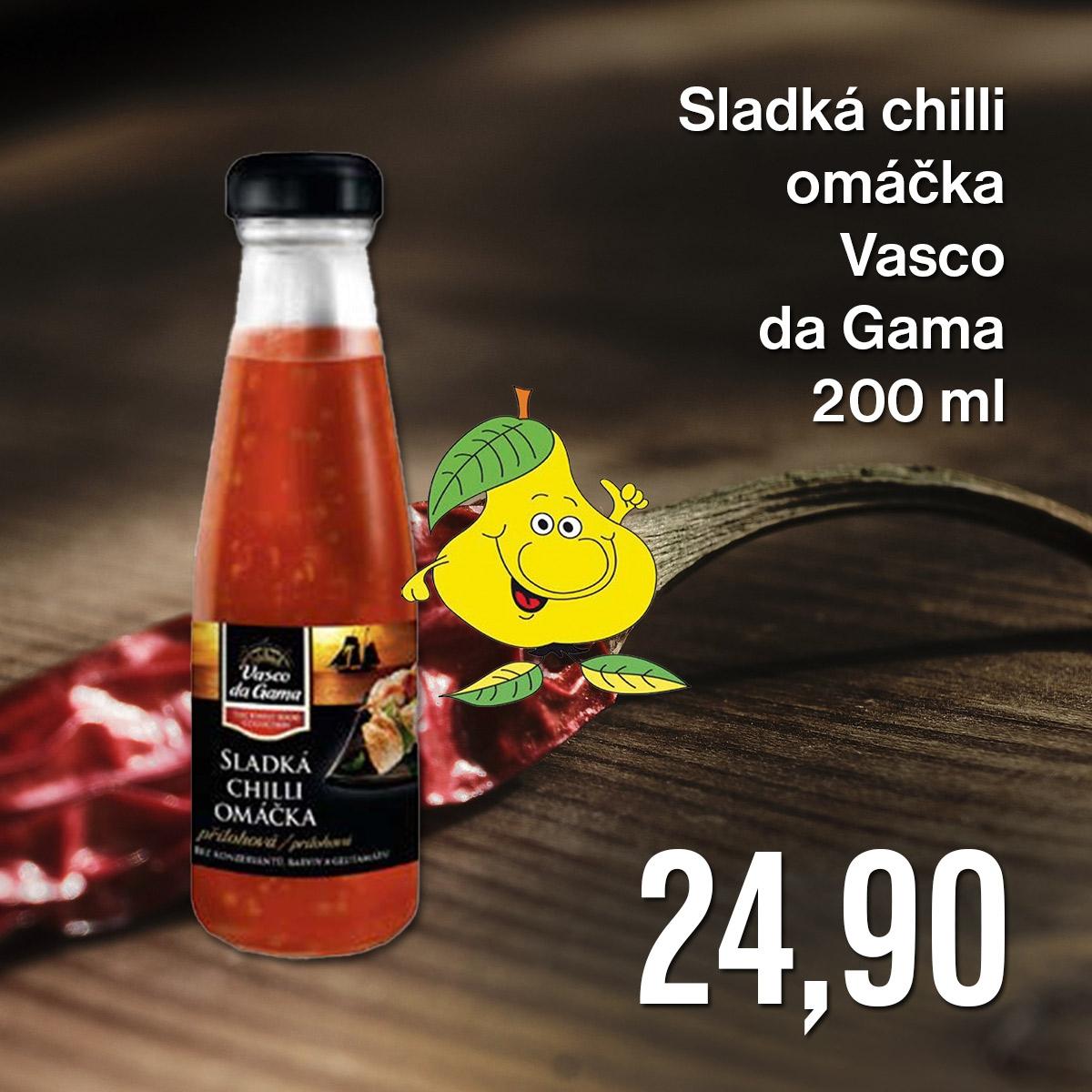 Sladká chilli omáčka 200ml