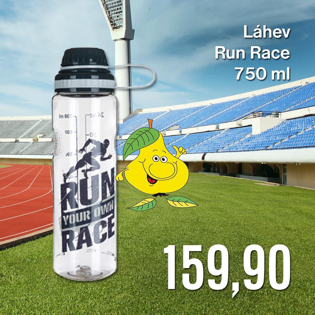 Láhev Run Race 750 ml