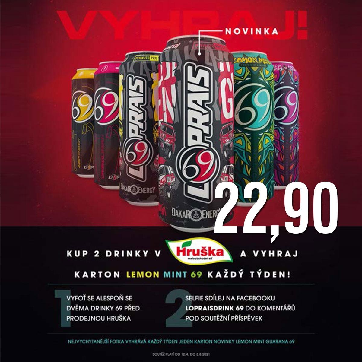 Loprais drink 500 ml