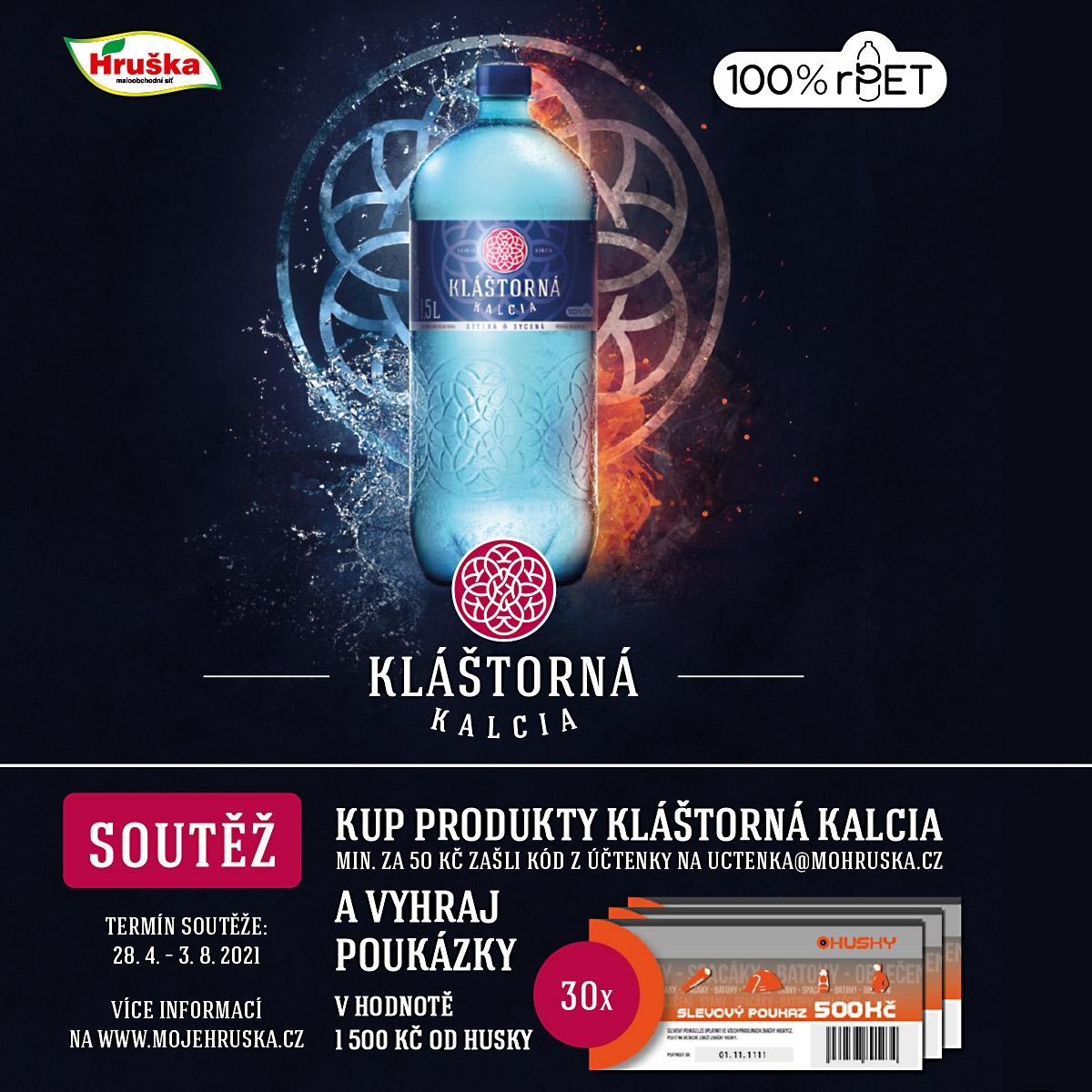 Kláštorná Kalcia 1,5 l