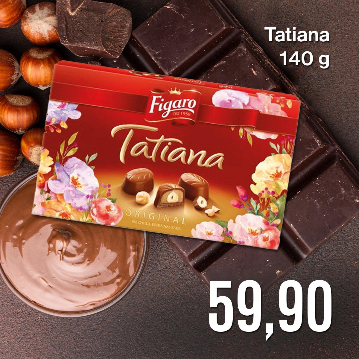 Tatiana 140 g