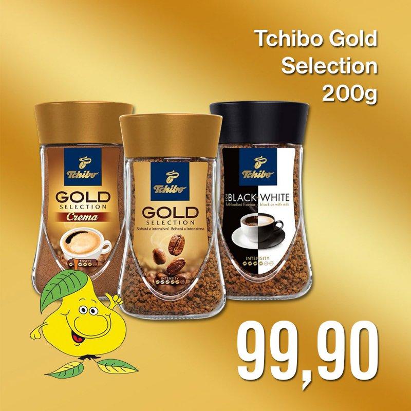 Tchibo Gold Selection 200 g