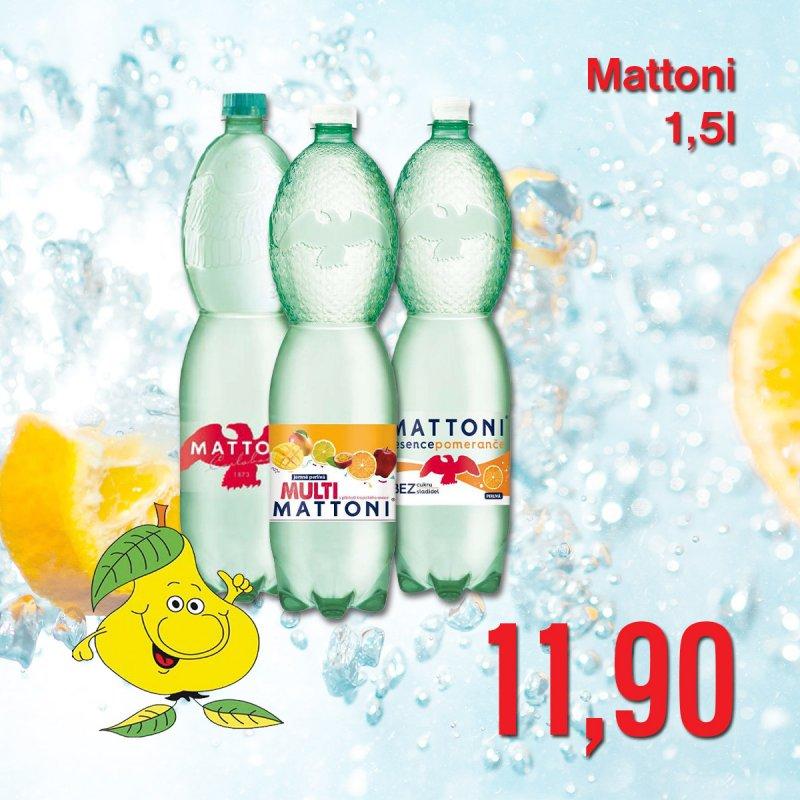 Mattoni 1,5 l
