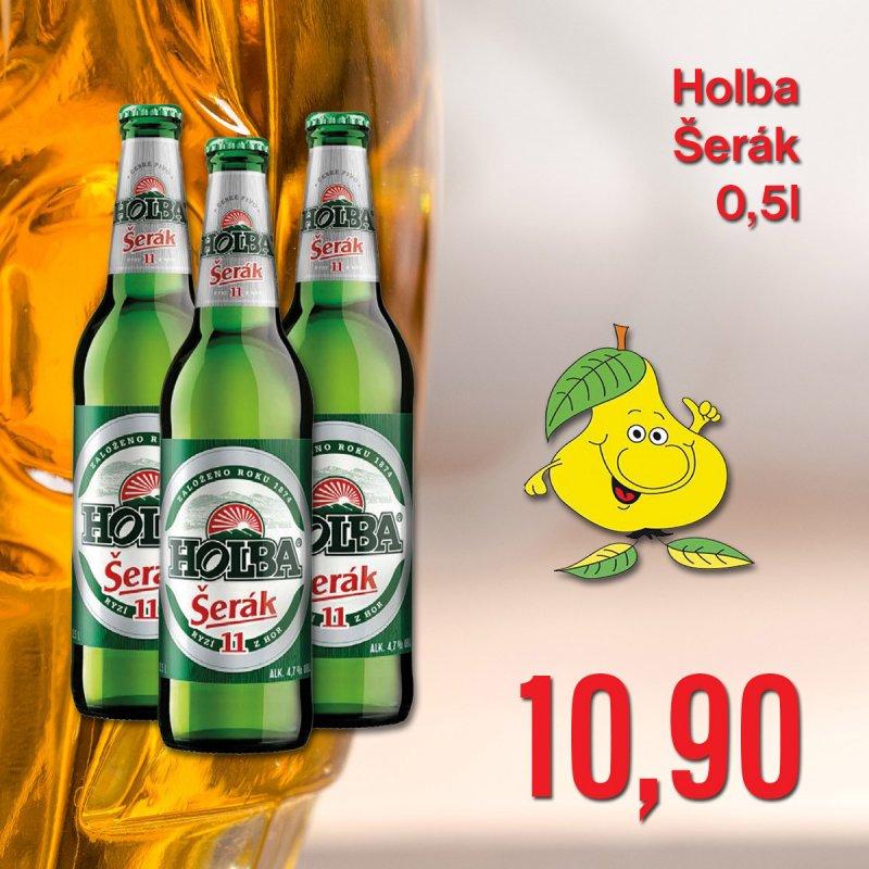 Holba Šerák 0,5 l