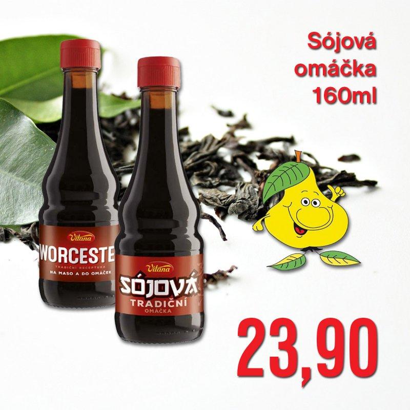 Sójová omáčka 160 ml