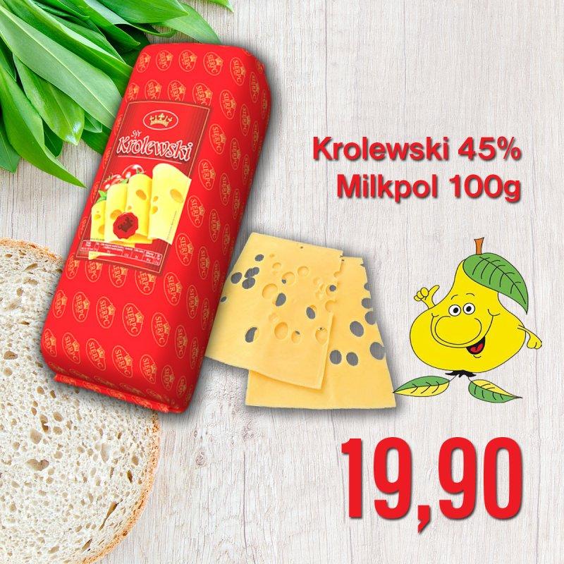 Krolewski 45% Milkpol 100 g