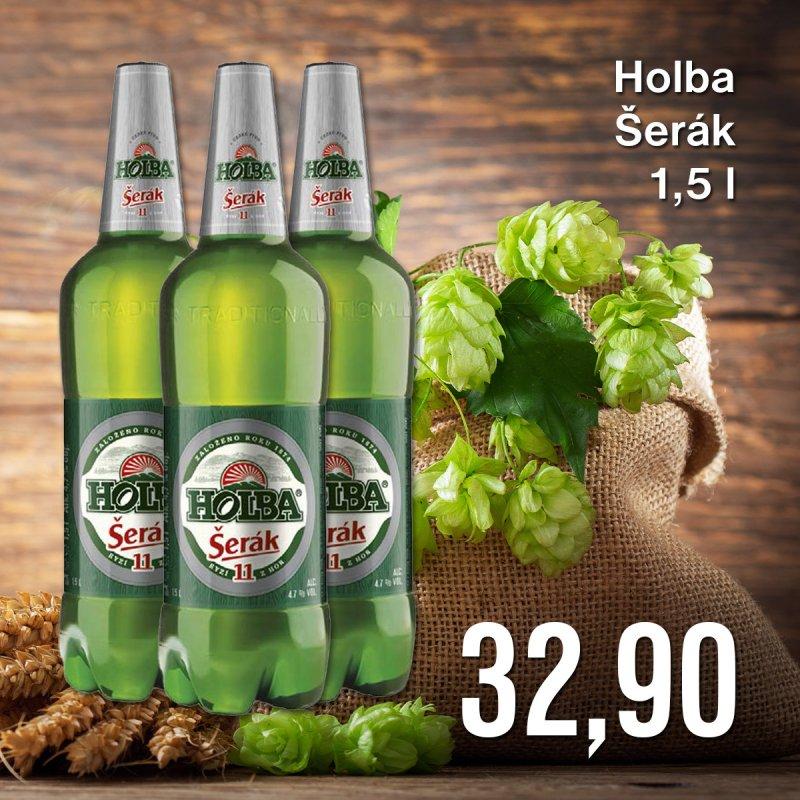 Holba Šerák 1,5 l