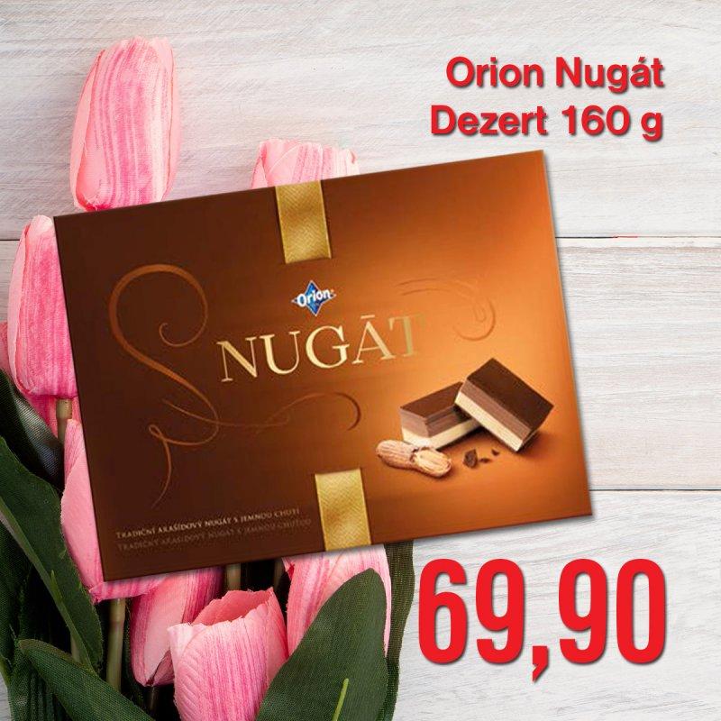 Orion Nugát Dezert 160 g