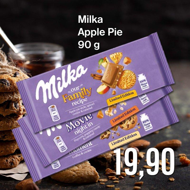 Milka Apple Pie 90 g