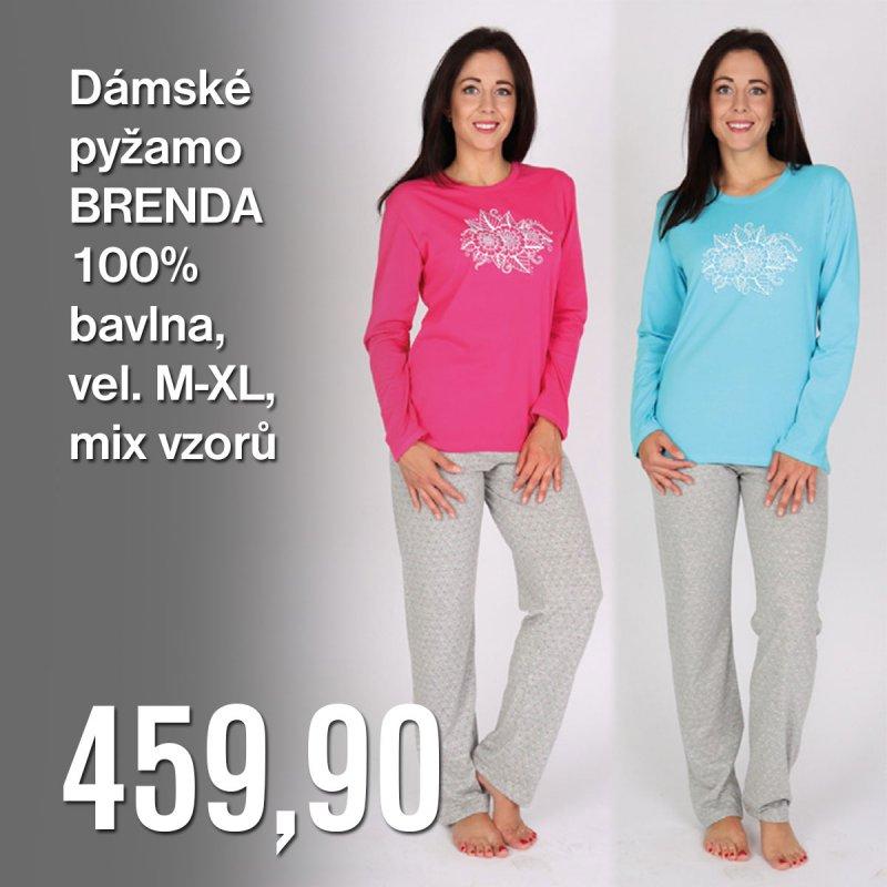 Dámské pyžamo BRENDA